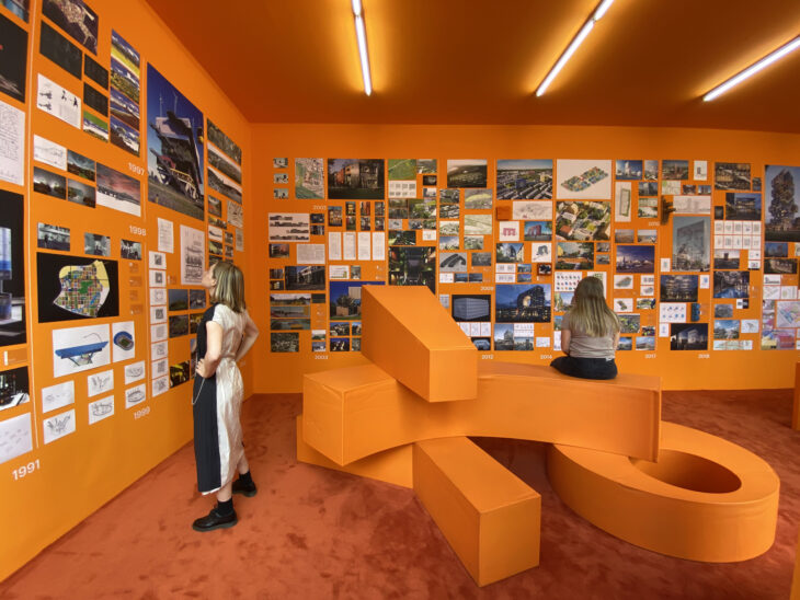 MVRDV Launches New Exhibition at the Architektur Galerie Berlin, Celebrating 30 years of Work in Germany