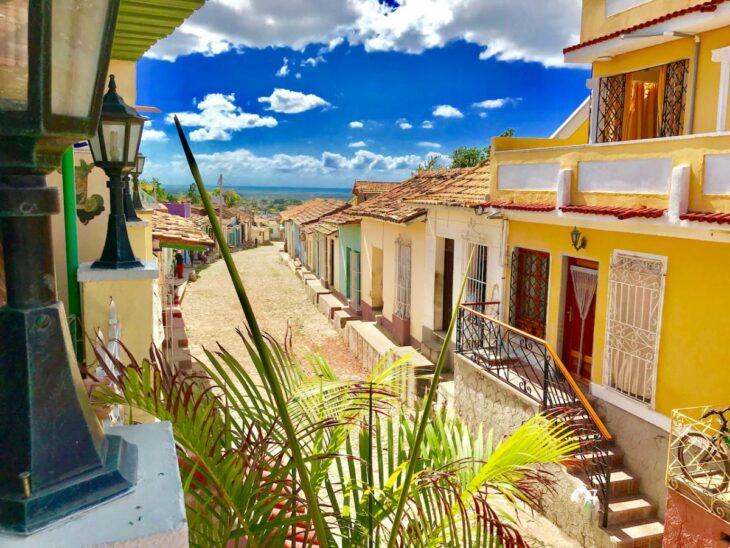 Caribbean islands similar to Europe