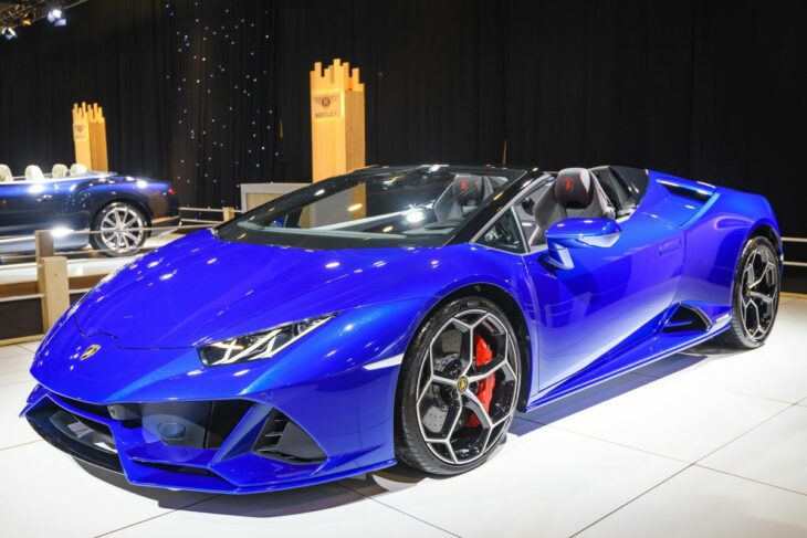 Feds Make Another PPP Fraud Arrest, Alleging Proceeds Used To Buy A Lamborghini