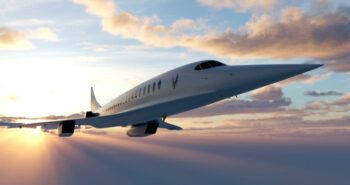 Boom Supersonic enlists Rolls-Royce to help build the engines for world's fastest commercial aircraft