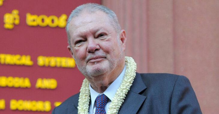 Douglas A.J. Latchford, Khmer Antiquities Expert, Dies at 88