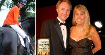 Author Dan Brown tells HIS story after his wife of 21 years accused him of a secret 'life of lies'