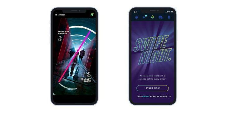 Tinder Brings Back 'Swipe Night' with Karena Evans-Directed Experience