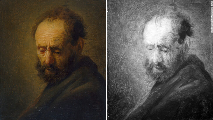A 'fake' Rembrandt painting that was stored in a basement for decades might be real