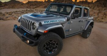 Fiat Chrysler's Jeep rolls out plug-in rechargeable Wrangler, more hybrid and full electric Jeeps to come