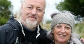 Bill Bailey's long-lasting marriage to wife Kristin after they met at his gig