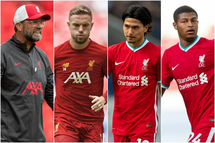 5 priorities for Liverpool FC for the rest of pre-season