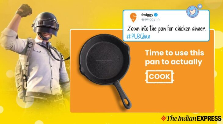 Brands jump in with posts as #PUBGbanned dominates social media trends