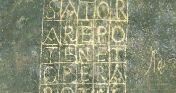 The ancient palindrome that explains Christopher Nolan's Tenet