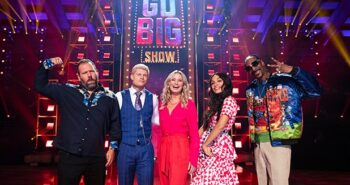 Snoop Dogg, Rosario Dawson to Judge Extreme Talent Competition 'Go-Big Show' at TBS