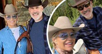 Third times a charm! Yolanda Hadid wishes her 'true love' Joseph Jingoli a happy birthday