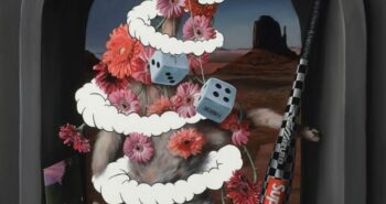 """Kathy Ager's""""Fool's Gold"""" at MOAH.Opening virtually on…"""