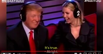 Video highlights Trump's sexual obsession with young girls