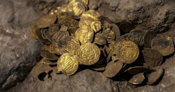 Trove of 1,000-year-old gold coins unearthed in Israel – Reuters UK