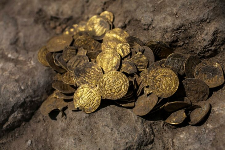 Trove of 1,000-year-old gold coins unearthed in Israel – Reuters