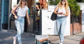 Prince Harry's ex-girlfriend Cressida Bonas seen for the first time since wedding