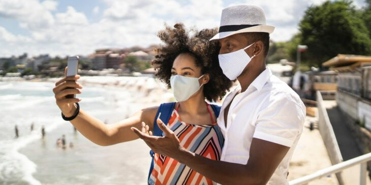 Dating isn't any safer if you're tested regularly for the coronavirus, according to an expert