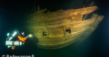 Eerily well-preserved 17th-century ship found in the dark waters of the Baltic Sea – Live Science