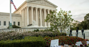 Ginsburg Expected to Lie in Repose at the Supreme Court