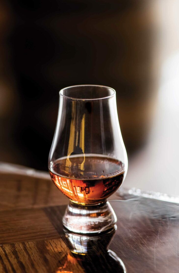 The Bourbon Boom